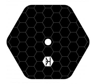 Palo INOX per Pedana con QuickSpin®