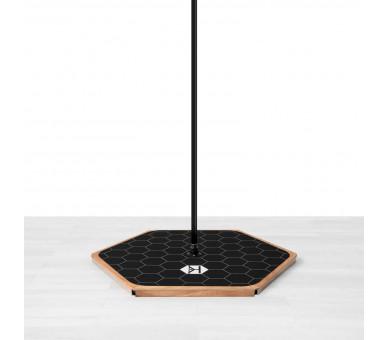INOX Podium's Pole with QuickSpin®