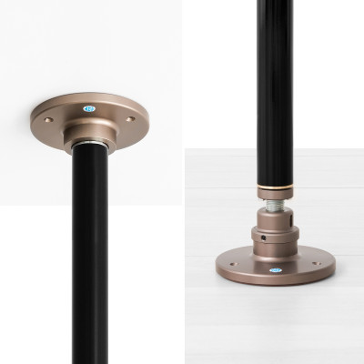 OnlyOne QuickSpin2 PRO 40 GeckoGrip Pole