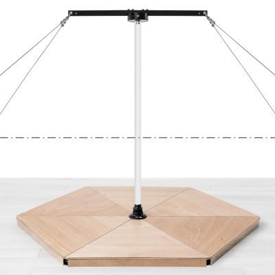 Whirlpole Kit per Pedane Pole Hive